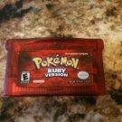 Pokemon - Ruby Version (Nintendo Game Boy Advance, 2003)