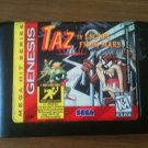 Taz in Escape From Mars - Mega Hit Series Edition (Sega Genesis, 1996)