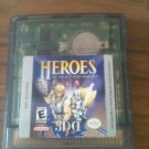 Heroes - of Might and Magic (Nintendo Game Boy Color, 2000)