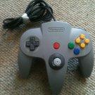 Original Gray Nintendo 64 Controller (Nintendo, 1996)