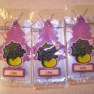 Lilac Tree Air Freshener - Lot of 3 -