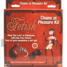 Fetish Chains Of Pleasure Kit