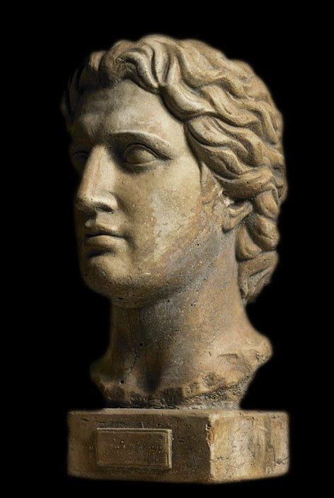 a biography of alexander the great king of macedonia At the age of twenty, already a charismatic and decisive leader, alexander [the great] quickly harnessed the macedonian forces that his father's reforms had made into the premier military power in the region.