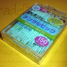 150x High Quality Japan Design Dental Picks