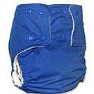 Mommy's Touch, EZ Clean Cloth Diaper - Blue