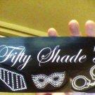 Fifty Shades Bookmark