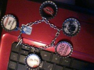 Edward Cullen Style Bracelet