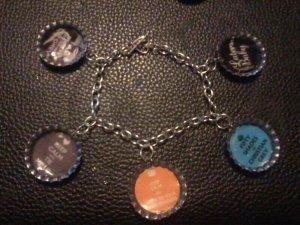 Fifty shades Style Bracelet