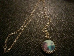 Remember him Necklace