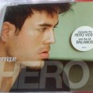 Enrique:  Hero (Enhanced CD)