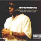 Mario Winans featuring Enya & P. Diddy: I Don't Wanna Know (Enhanced CD)
