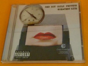 Red Hot Chili Peppers: Greatest Hits (CD)
