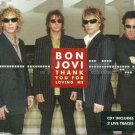 Bon Jovi: Thank You For Loving Me (CD Single)