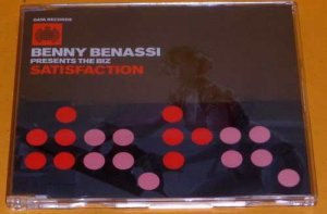 Benny Benassi Presents The Biz: Satisfaction [Enhanced CD]
