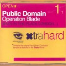 Public Domain: Operation Blade (CD Single)