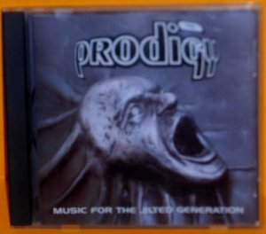 The Prodigy: Music for the Jilted Generation (CD)