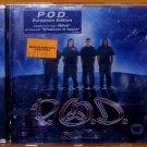 P.O.D:  Satellite (CD)