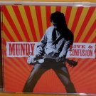 Mundy: Live & Confusion (CD Version)