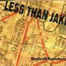 Less Than Jake: Borders & Boundaries (CD)