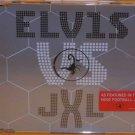 Elvis vs JXL:  A Little Less Conversation (CD)