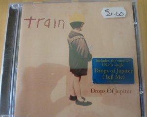 Train:  Drops of Jupiter (CD)