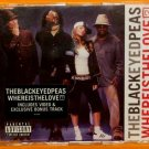 The Black Eyed Peas:  Where Is The Love (Enhanced CD)