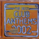 The Best Club Anthems 2002 (Double CD)