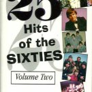 25 Hits of the Sixties Volume 2 [Tape 3] (Cassette)