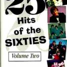 25 Hits of the Sixties Volume 2 [Tape 4] (Cassette)