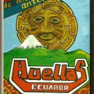 Huellas of Equador (Cassette)