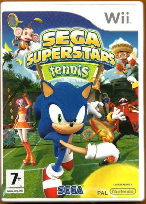 Sega Superstars: Tennis (Wii)