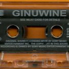 Ginuwine:  When Doves Cry (Cassette Single)