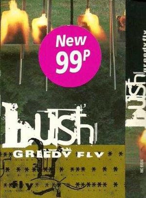 Bush:  Greedy Fly  (Cassette Single)
