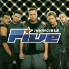 Five:  Invincible (Cassette)