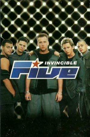 Five:  Invincible (Cassette)
