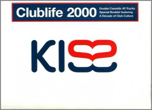 Kiss: Clublife 2000  (Double Cassette)