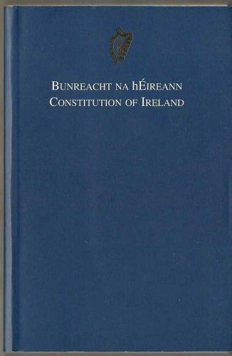 Constitution of Ireland (BUNREACHT NA h�IREANN)