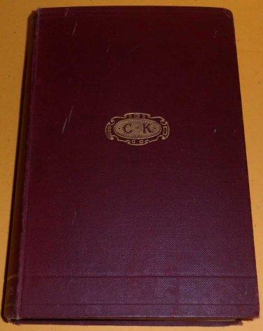 Westward Ho! (Rare 1896 Copy)