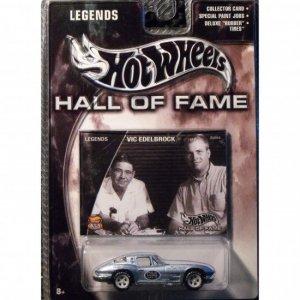 Hot Wheels Hall of Fame - Legends - Vic Edelbrock