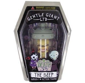 Death Jr. Action Figure - The Seep