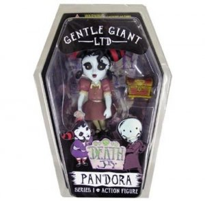 Death Jr. Action Figure - Pandora