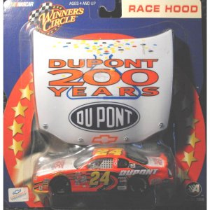 Nascar Winner's Circle - Race Hood - #24 Jeff Gordon