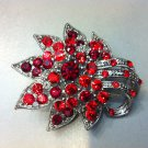 Red Hat Red Starlight Brooch