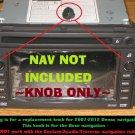 NEW OEM CHEVY GMC TRUCK SUV Volume or Tune KNOB 4 DENSO BOSE NAVIGATION RADIO