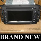 OEM 2007-10 GMC YUKON NON BOSE NAVIGATION DVD RADIO MP3