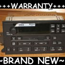 1999 2000 2001 2002 LINCOLN CONTINENTAL TAPE CASSETTE RADIO Cd changer Contols