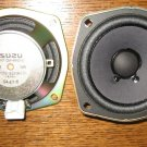 "BRAND NEW (NOS) OEM~ Pair of 2 ~ 4"" Round Honda Passport Isuzu Speaker Speakers"