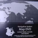 NEW OEM Chevy Silverado Avalanche LTZ LT Navigation DVD 6.0 map Update disc 20940248