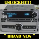 NEW-UNLOCKED CHEVY EQUINOX CD Radio 3.5mm Aux/Ipod input /MP3 PLAYER IN XM READY