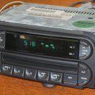 REFURBISHED (NOS) *2002-2007 CHRYSLER JEEP DODGE RAM 1500 2500 3500 T&C CD RADIO